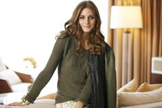 Olivia Palermo for Otto Fall/Winter 2013-14 | http://getthelookoliviapalermo.blogspot.com.es/