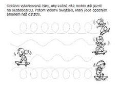 Výsledek obrázku pro úkoly pro předškoláky