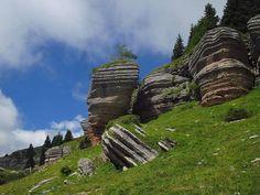 La Città di Roccia del Monte Fior