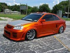 2001  Honda : Civic love the color!