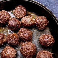 Oväntad ingrediens tar köttbullarna till ny nivå Bastilla, Nutrition And Dietetics, Meatball Recipes, International Recipes, Eating Habits, New Recipes, A Food, Yummy Food