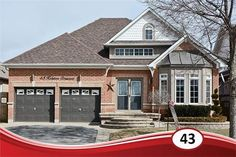 43 Helston Cres., Brooklin | Fabulous 3+2 Bedroom Brick Bungalow W Fully Finished W/O Bsmt Backing Onto Winchester Golf Course! Upgrades Abound In This Beauty W Roof'16, Hardwood Floors Thru/O Main, Dining Rm W Coffered Ceiling, O/Concept Family Rm W Gas Fireplace & Kitchen W Pantry W Under Cabinet Lighting, B/I Wine Rack, B/Splash, Flush Brkfst Bar & W/O To Entertainer's Deck W Gorgeous View Of The Golf Course! Master Bdrm Features 4Pc Ensuite & Massive W/I Closet (Can Be Converted To 3rd…