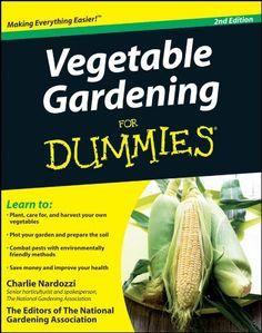 Vegetable herb gardens on pinterest vegetable garden for Indoor gardening for dummies
