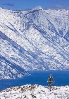Lake Chelan, Washington_ USA