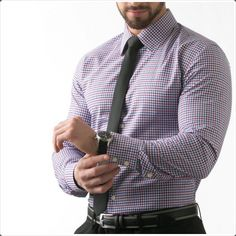 416d0181b0a27 40 Cool Yet Classy Checkered Shirt Outfits for Men