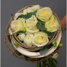 Bridal bouquet by Jacqui O
