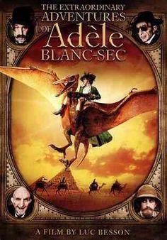 EXTRAORDINARY ADVENTURES OF ADELE BLA