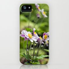 Flowers Make People Better iPhone & iPod Case by Laura George - $35.00