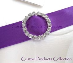 12 Round 5/8 Rhinestone Ribbon Buckle for Wedding Invation Card by Custom Products Collection, http://www.amazon.com/dp/B0048XX7A0/ref=cm_sw_r_pi_dp_xBMRrb18GRHZQ