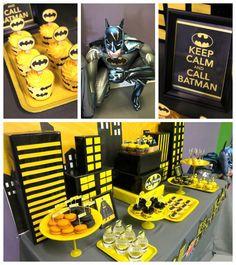 Southern Blue Celebrations: Batman Party Ideas