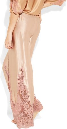 Rosamosaria silk pajamas