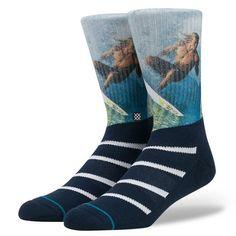 Stance Socks Matt Archbold Surf Legends Sox | snapchat @ http://ift.tt/2izonFx