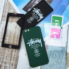 Stussy modisch Mattglasbirne einfach Schutzhülle für Iphone6/6plus