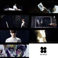 BTS WINGS SHORT FILM #1 BEGIN   My screenshots!
