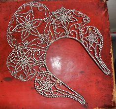 Unbelievable!!!1920s-1930s Hollywood Flapper Glamour Rhinestone Headpiece Tiara Exotic Crown Bridal Fantasy Hat.