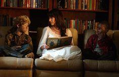 """Ghost Whisperer Episode """"Lost Boys"""" where Melinda inherits Homer the Border Collie."""