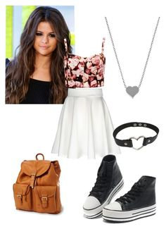 Concert Outfit #3 Seeing Selena Gomez by hannahradpanda on Polyvore featuring polyvore, fashion, style and Forever New