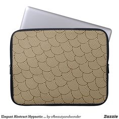 Choose from a variety of Elegant laptop sleeves or make your own! Shop now for custom laptop sleeves & more! Custom Laptop, Best Laptops, Personalized Products, Laptop Sleeves, Circles, Abstract, Elegant, Collection, Summary