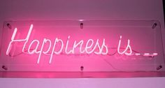 What is happiness for you Party Girl?! We love all things color and fun, oh and puppies to!