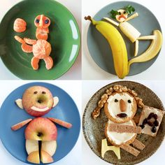 funny snack ideas