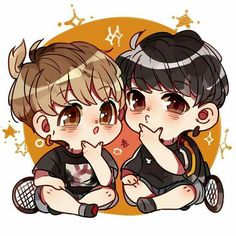 2moons The Series, 2 Moons, Thai Drama, Cute Drawings, Chibi, Fan Art, My Love, Boys, Anime