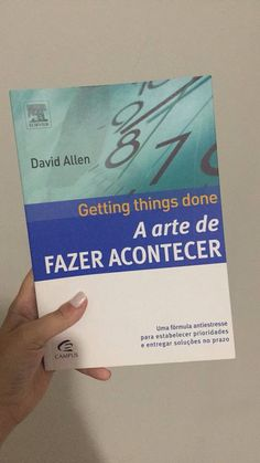 Livro: A Arte de Fazer Acontecer