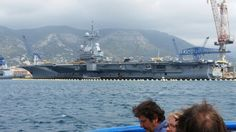 Charles de Gaulle boat, French Navy