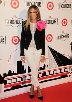 RED CARPET RECAP: Sarah Jessica Parker & Blake Lively Introduce Target To Canada