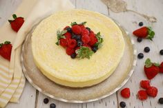 """Microwave """"Baked"""" Cheesecake - Gemma's Bigger Bolder Baking Microwave Baking, Microwave Recipes, Baking Recipes, Microwave Dishes, Kitchen Recipes, Cookie Desserts, No Bake Desserts, Easy Desserts, Dessert Recipes"""