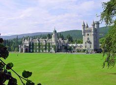 Balmoral Castle (Aberdeenshire, Scotland)