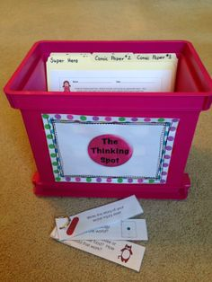 Enrichment Activities for Early Finishers - The Thinking Spot $