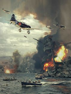 Sneak attack on Pearl Harbor December 7, 1941. Take a moment today on December 7, 2017 to think about that event. Remember it was brought to us by airplanes built by Mitsubishi. Be proud if you own one of their cars. You're sick.