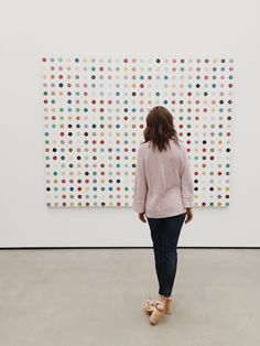 I spent a weekend in Los Angeles with Shannon, from Natti Natti, to attend the Babyccino Kids ShopUp LA event. Broad Museum Los Angeles, Weekend In Los Angeles, The Broad Museum, Lucky Penny, Cool Art, Fun Art, Jeff Koons, Damien Hirst, My Favorite Part