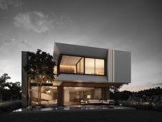 Residential project in Altozano, Colima; México.