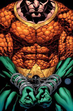 Aquaman #4 (2016) - Brad Walker & Andrew Hennessy