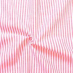 100% Baumwolle Hemden Qualität mit Streifen in Violett-Weiss