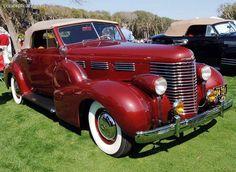 Cadillac Series 60 1938