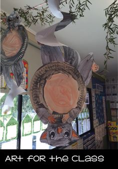 Art for the Class: Possum Magic Low Prep Craft