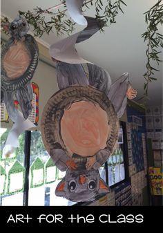Art for the Class: Possum Magic Low Prep Craft