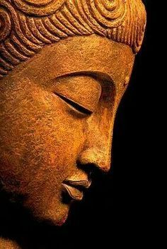 Buddha resting in peace