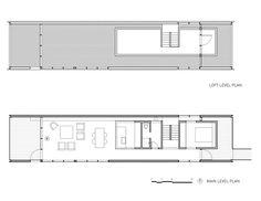 The Junsei House,Floor Plans