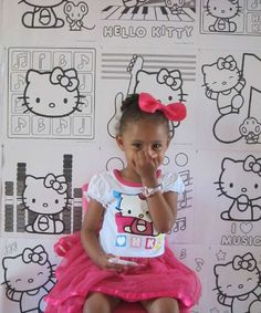 Hello Kitty Birthday Party Ideas   Photo 1 of 32   Catch My Party