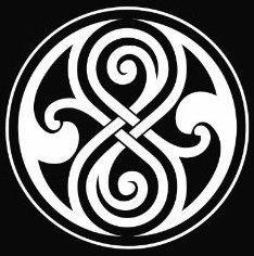 Doctor Who Rassilon Seal | Die Cut Vinyl Sticker Decal | Sticky Addict – Sticky Addiction