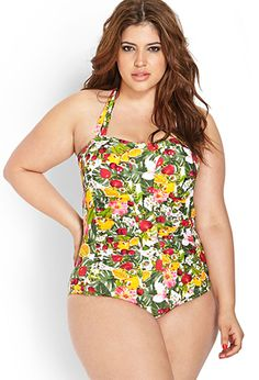 Forbidden Fruit Swimsuit | FOREVER 21+ - THIS SUIT WILL BE MINEEE! <3