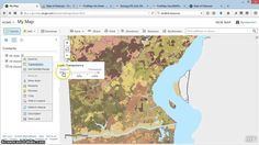 ArcGIS Online  Add Data from First Map ArcGIS Rest Service