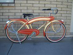 1938 Hiawatha Arrow Bicycle