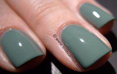 Kiko 346 Olive Drab. #Nailart #Nailpolish #Polish #Swatches #Glitter