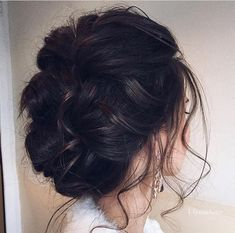 hair, hairstyle, and style Bild