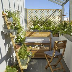 Small garden? No problem. We've got styles that would suit any size of garden or balcony...