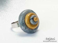 anillo  fimo  fimo modelado,horneado
